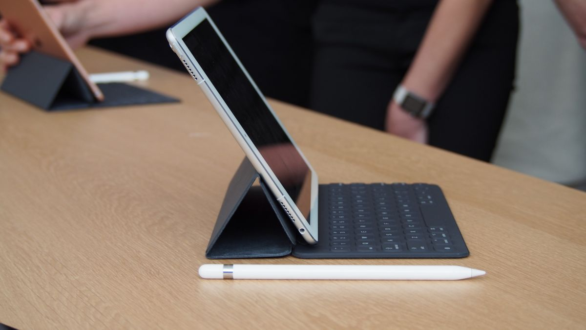 iPad Pro hands-on