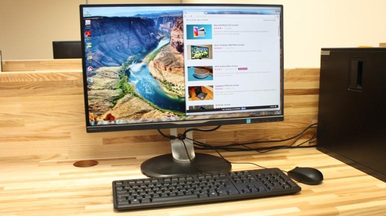 buying guide 10 best monitors and displays on the market 2016 rh gadzine com Best Buy Desktop Computers Desktop Computer Case