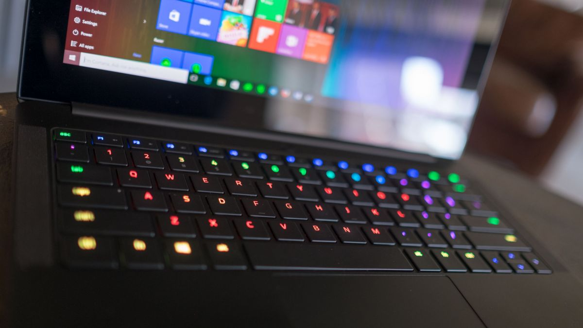 test razer blade stealth