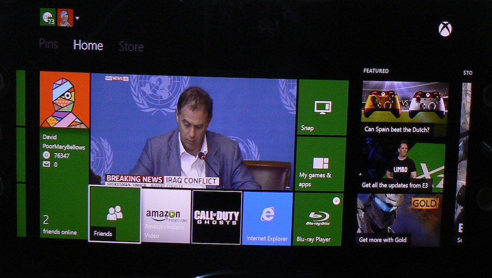 Review: Xbox One – Product Reviews, Gadget and Gaming News – Gadzine