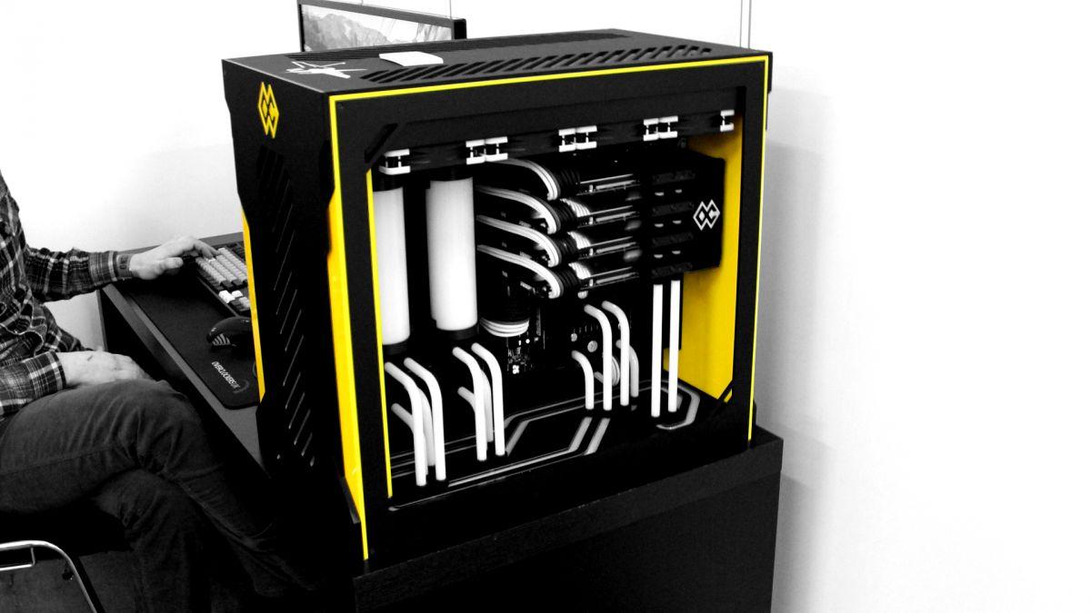 Yellow PC