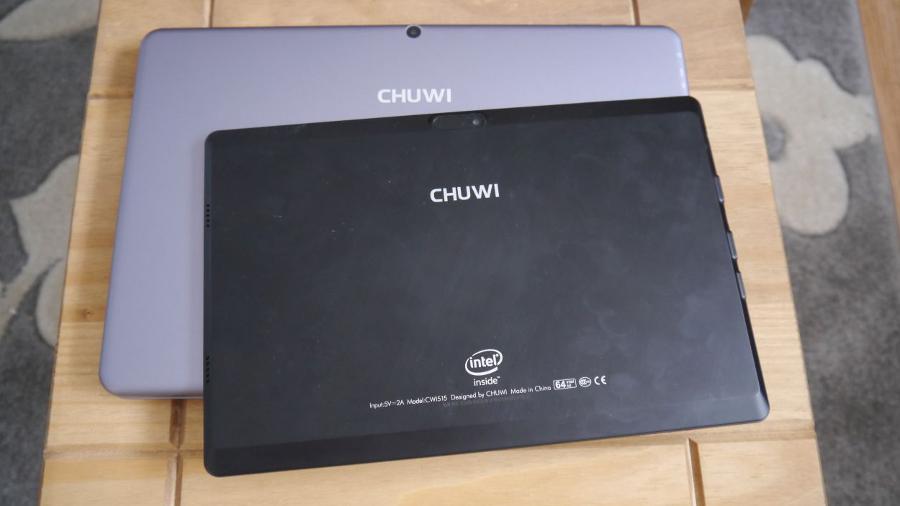 Chuwi Hi12 Tablet comparison