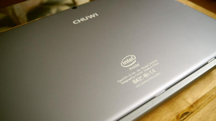 Chuwi Hi12 Tablet finish