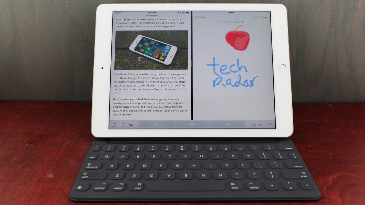 iPad Pro 9.7 review