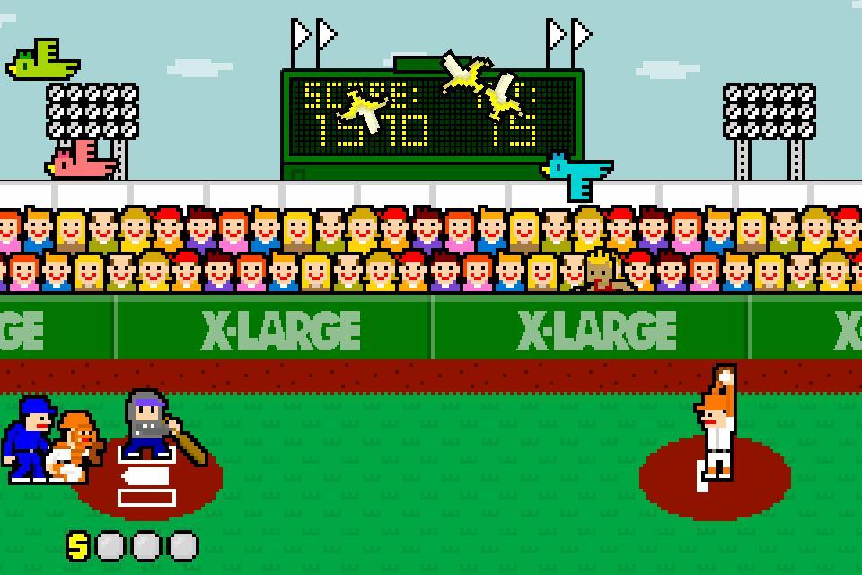 X baseball