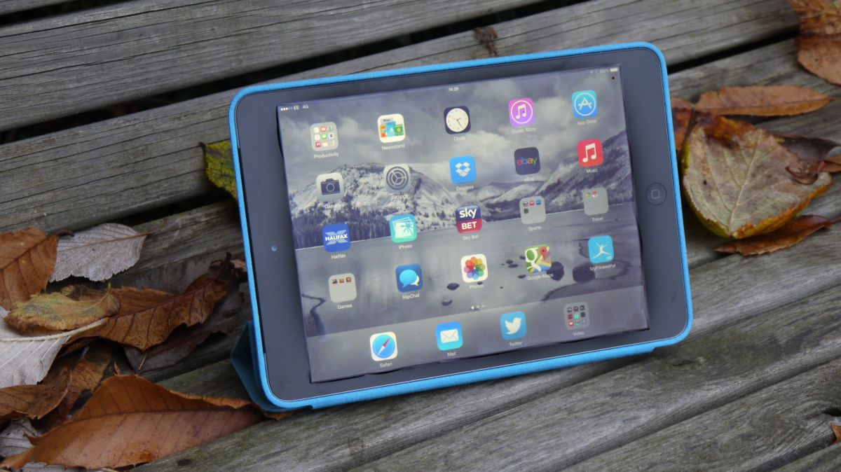iPad Mini 2 review