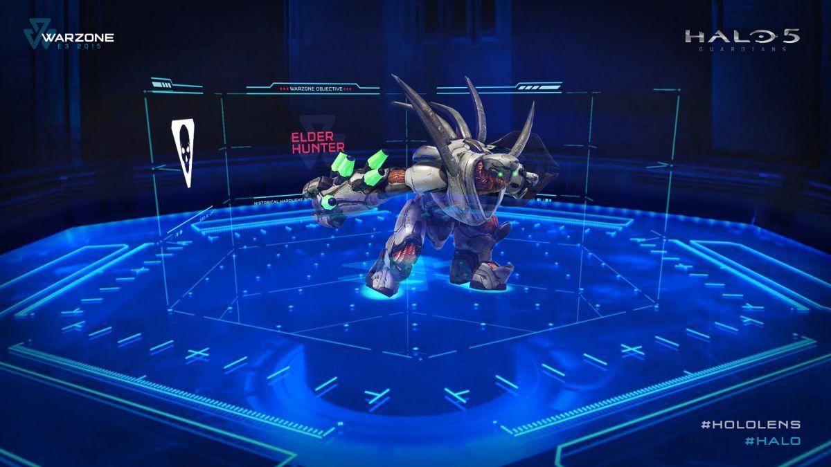 HoloLens Halo 5