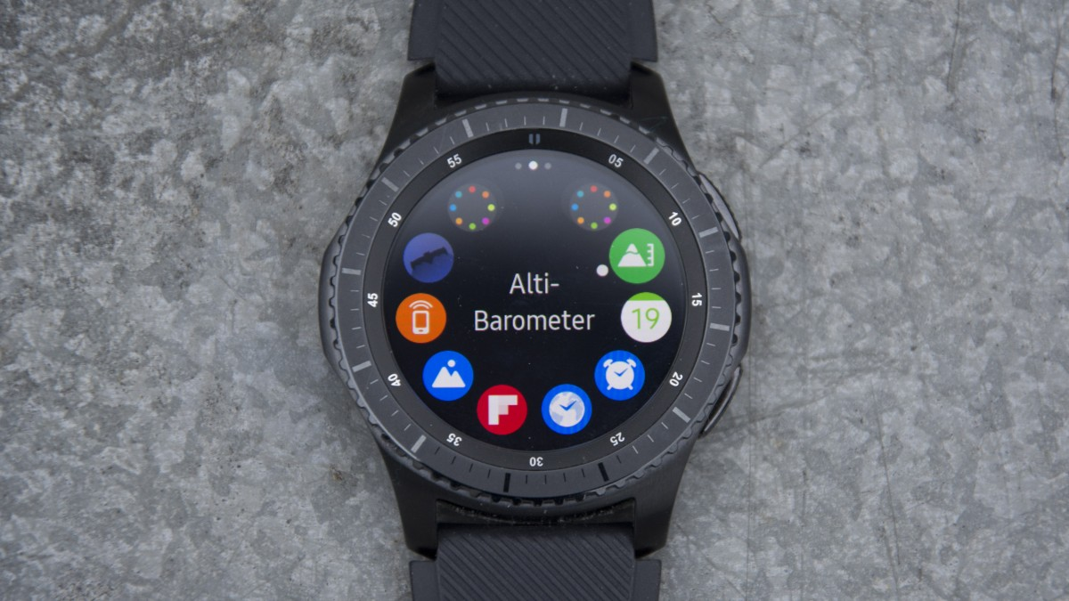 Samsung Gear S3 Review Communications And Apps