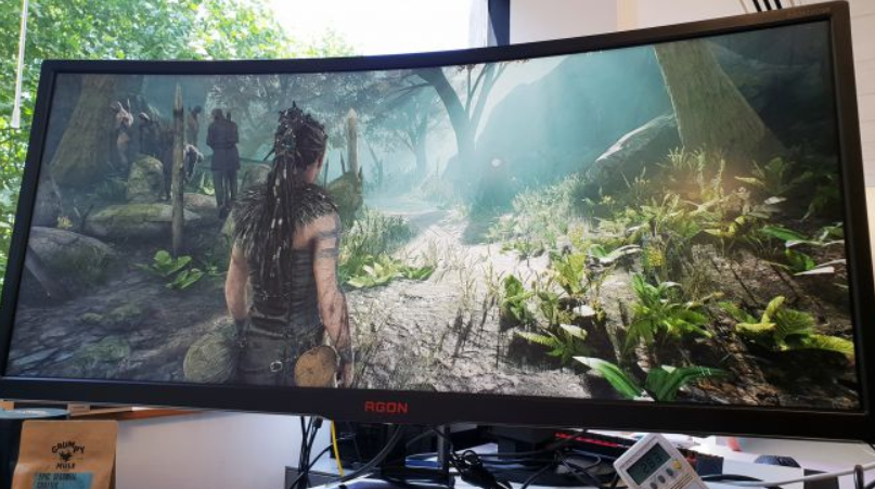 AOC Agon AG352UCG6 Black Edition review – Product Reviews