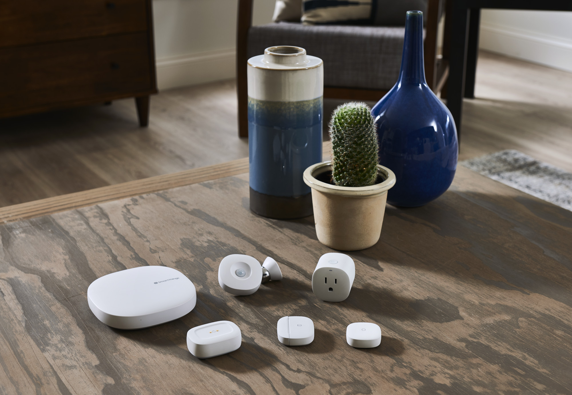SmartThings ECO System - Lifestyle Images